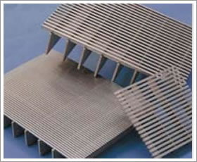 Wedge Wire Panels